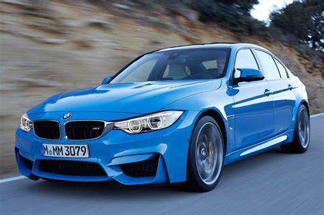 2015 Bmw M3 by 2015 Bmw M3 Front Motion View