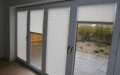 patio doors blinds pleated doors image for pinch pleat drapes for