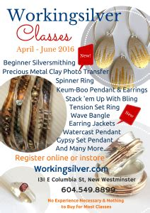 jewelry tools canada jewelry supplies stones classes workingsilver