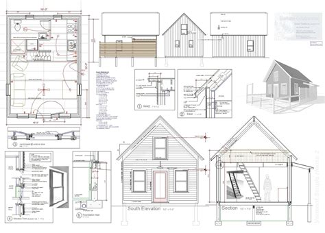 make a house plan how to build a tiny house
