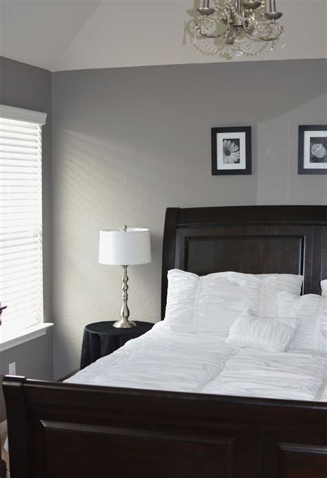 behr paint colors for facing rooms grey master bedroom behr creek bend grey white