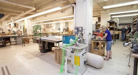 woodworking colleges woodshop kendall college of and design of ferris