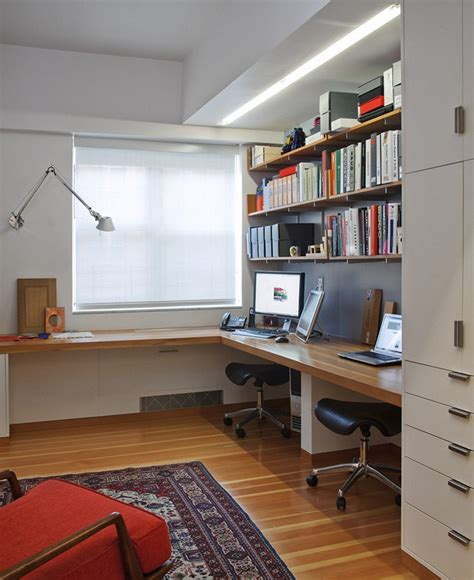 home built computer desk built in desk ideas for your own workspace in home