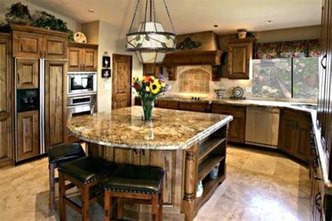 granite kitchen island designs the interior design