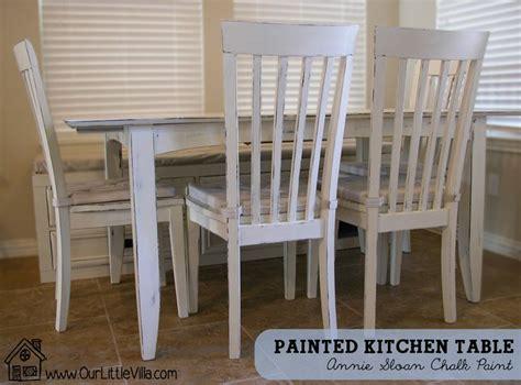 chalkboard paint kitchen table kitchen table sloan chalk paint d i y