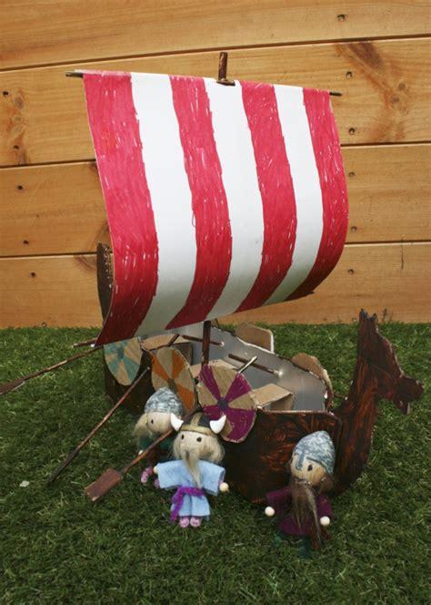 viking crafts for juice crafts viking ship crafts