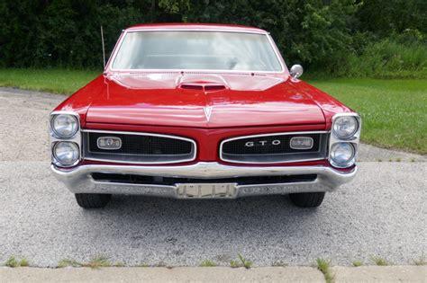Pontiac 389 Engine For Sale by 1966 Pontiac Gto 389 Engine 4 Speed Air Conditioning