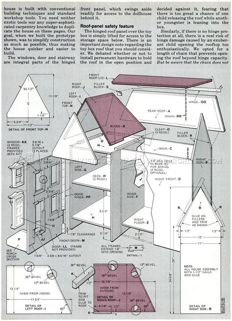 18 inch doll house plans free doll house plans doll house plans for american or 18