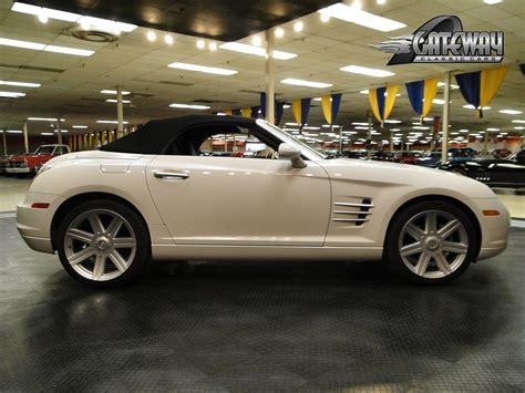 Chrysler Convertibles by 2015 Chrysler Crossfire Convertible Autos Post