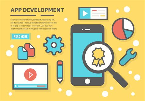 free app free app development vector background free