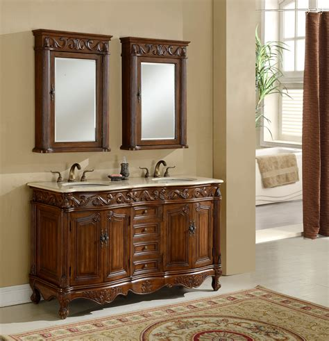 tuscan bathroom vanities 60 quot tuscany teak sink bathroom vanity antique
