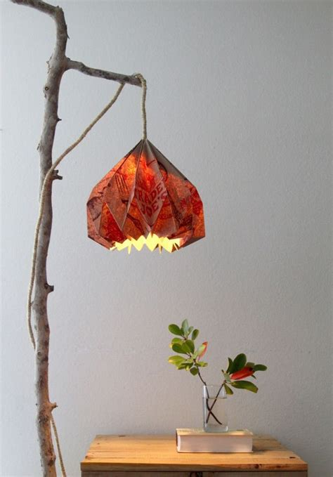 hanging paper crafts gorgeous diy branches decorations that will the show