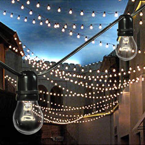 patio light stringer 52 ft patio light stringer plt 305117