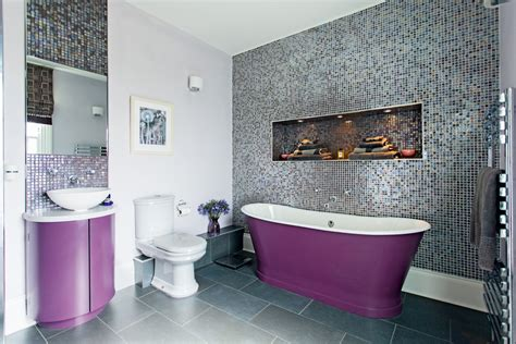 Pictures Of Decorated Bathrooms For Ideas en suite bathrooms gallery real homes