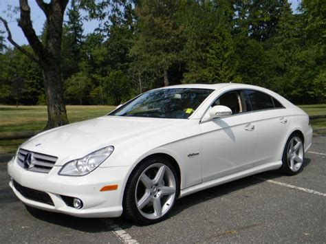 2007 Mercedes Cls63 Amg by 2007 Mercedes Cls63 Amg Vancouver City Vancouver
