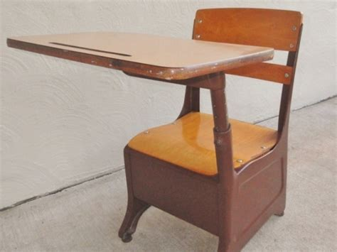 Vintage School Desk Chair Combo by Vintage School Desk Chair Combo Ideas Greenvirals Style