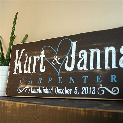 best 25 signs ideas on family canvas sign last name pencil and in color sign last