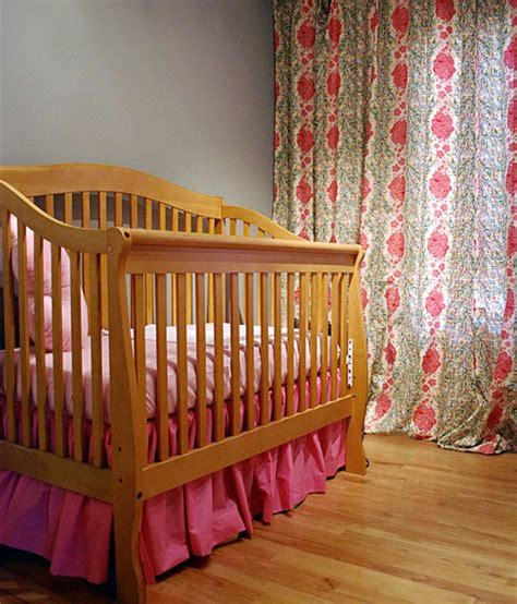 crib bed skirt diy or buy how to make a crib dust ruffle or where to