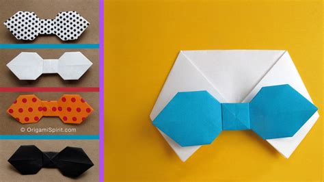 how to make an origami bow tie maxresdefault jpg