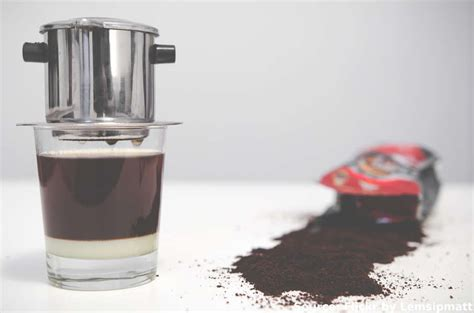 Vietnamese coffee is often experimented with. Great results usually follow.