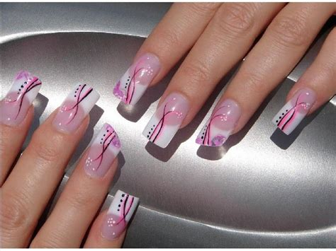 photo decoration ongles gel