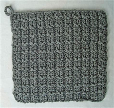 knit potholder pattern ravelry potholders for beginners pattern by handmadehandsome