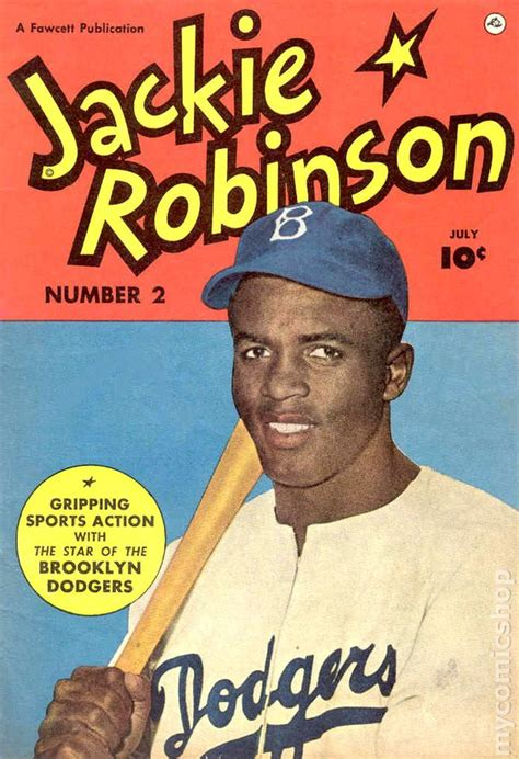 a picture book of jackie robinson jackie robinson 1950 comic books