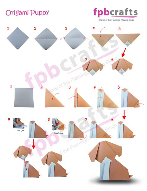 how to create origami free coloring pages how to make an origami puppy 17 best