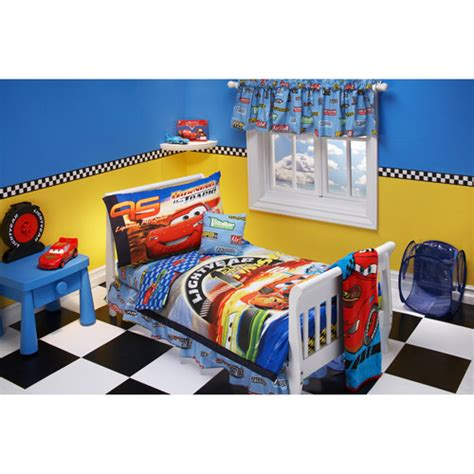 cars toddler bedding sets 10pc disney cars toddler bedding bed room set comforter ebay