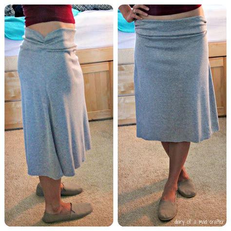 diy knit skirt 25 best ideas about t shirt skirt on t shirt