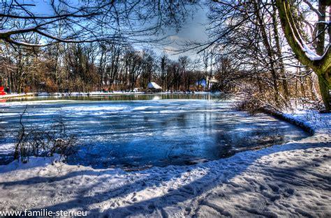 Englischer Garten München Fakten by Hdr Spielereien Englischer Garten Im Winter Feb 2013