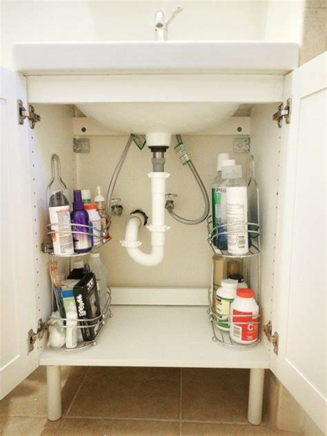 diy bathroom storage diy clever storage ideas 15 bathroom organization and