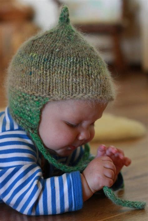 knitting patterns for baby hats with ears gorgeous knitted baby hat that has ear flaps and is