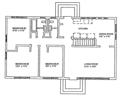 floor plans ranch ranch style house plans ranch style floor plans and