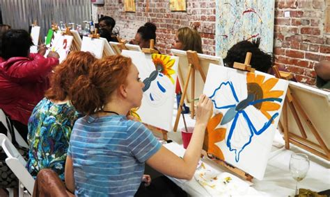 paint nite and groupon byob painting qb home paint sip studio groupon