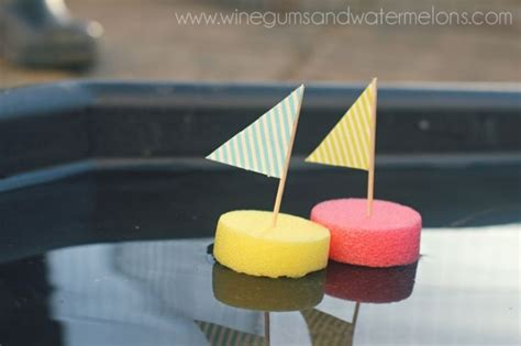 paper boat craft for preschoolers easy 5 minute sailboat craft for children the boats are