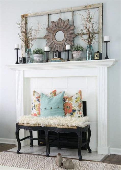 mantel ideas of decorating 25 best rustic mantle decor ideas on fall