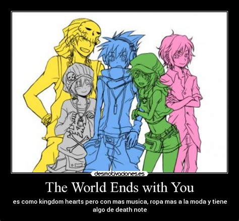 the world ends with you the world ends with you the best