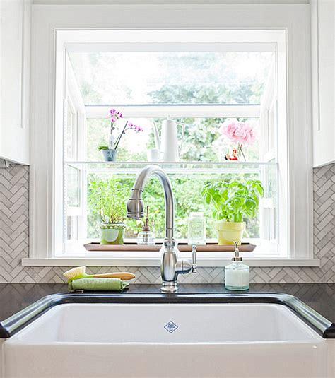 kitchen garden window ideas garden window decorating ideas to brighten up your home
