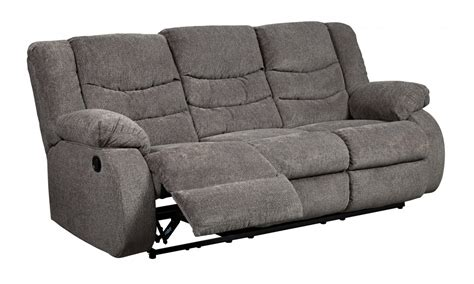 grey sofa recliner gray recliner sofa signature design by austere gray