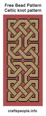 celtic bead patterns bead weaving loom patterns free free bead pattern celtic