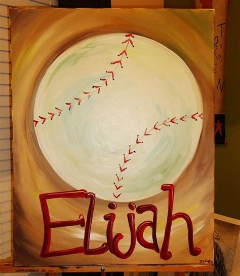 best 25 baseball painting ideas on baseball