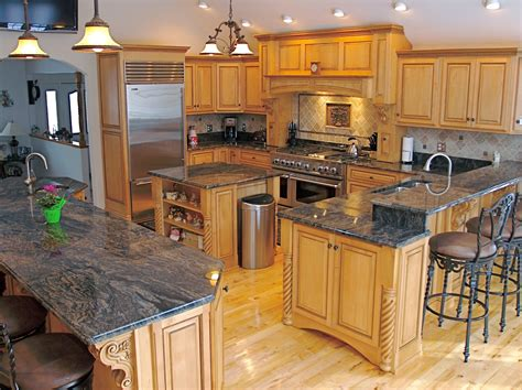 kitchen granite countertops granite countertops for your modern kitchen modern magazin