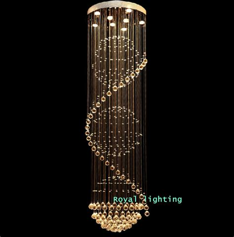 led chandelier lights aliexpress buy stairway led chandelier ls creative europe led