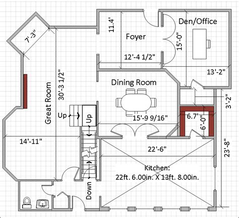 large kitchen house plans 220 w we bought a house now what