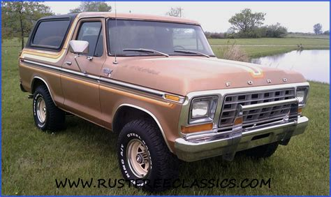 79 Ford Bronco by 79 Ford Bronco Graphics