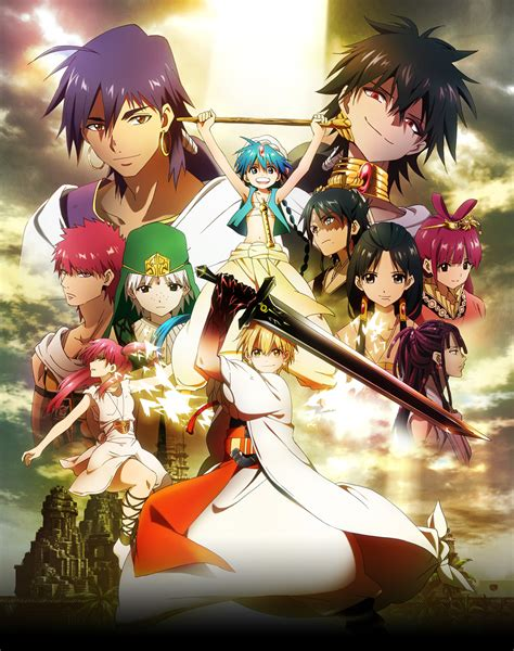 magi labyrinth of magic images