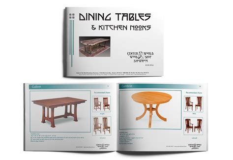 dining table catalogue catalogs