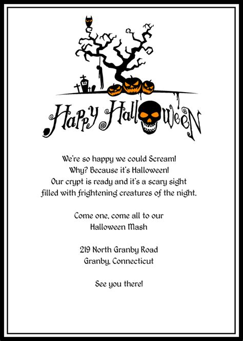 6 best images of free printable halloween invitation witch