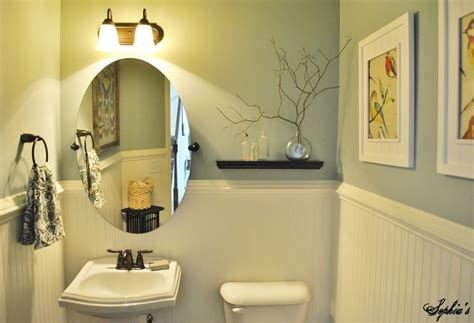 paint ideas for small powder room s powder room makeover